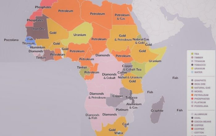Africa is rich in a number of natural resources. Image credit