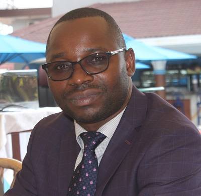 Minister Professor Anselme Paluku Kitakya,