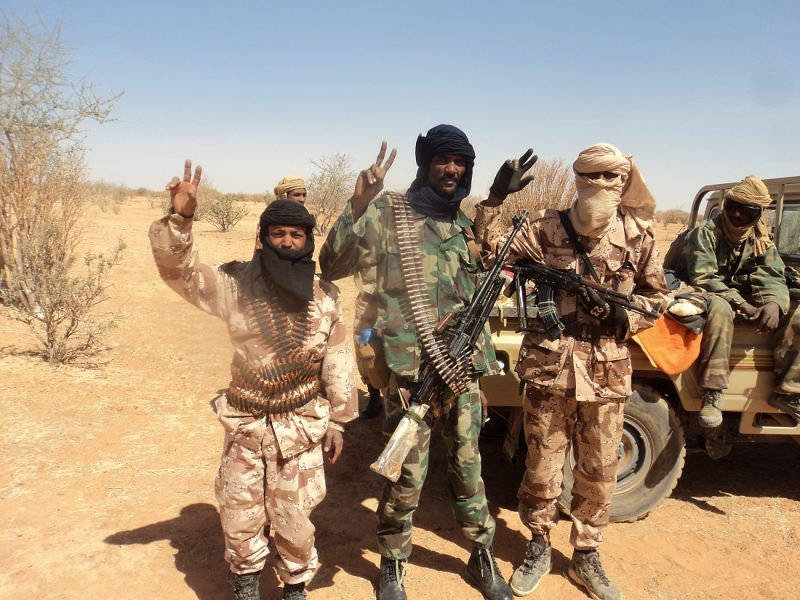 There has been an increase in Islamist militancy in the southern Sahel, especially in Mali and Burkina Faso.