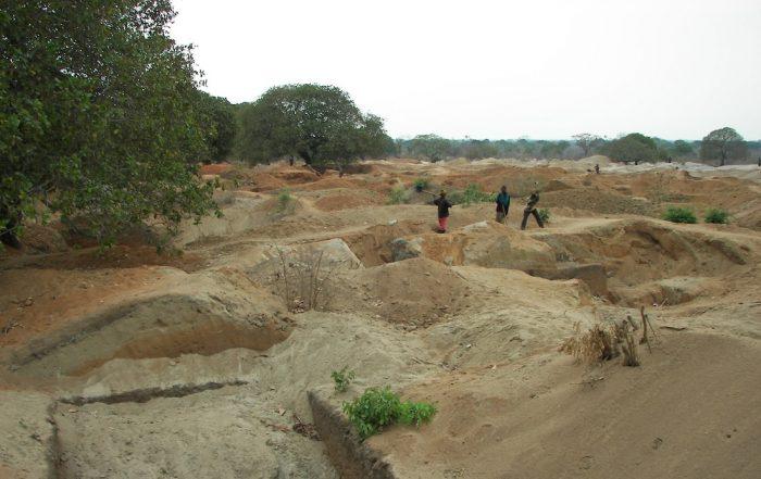 Artesanal Mining