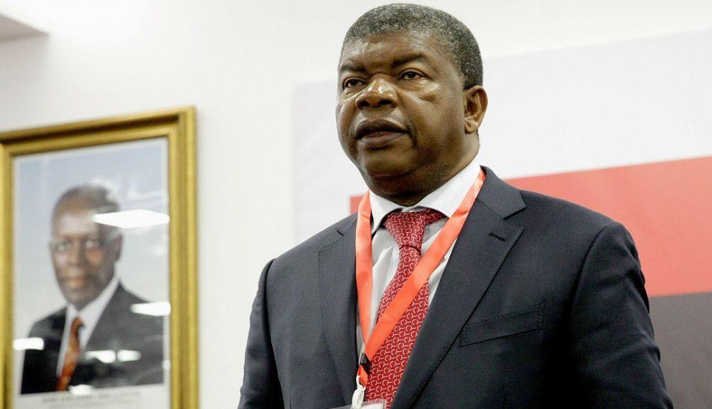 João Lourenço, President of Angola.