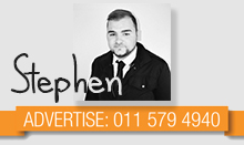 Call Stephen to advertise