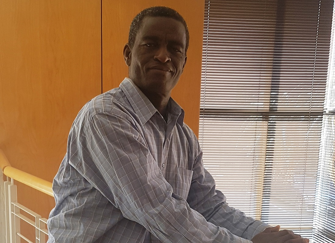John Kwofie - Country Manager SRK Consulting Ghana