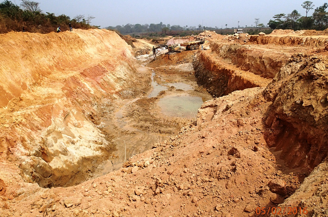 West Africa's deposits are becoming more accessible as the politics and the security in the region improve.