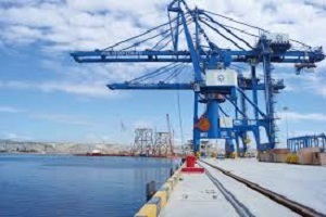 The Port of Lobito in Angola. Image credit:chec.bj.cn
