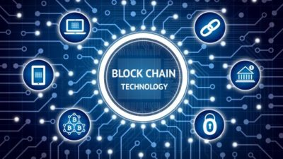 Blockchain technology is bound to disrupt the mining and quarrying industries. Image credit: Cnbc