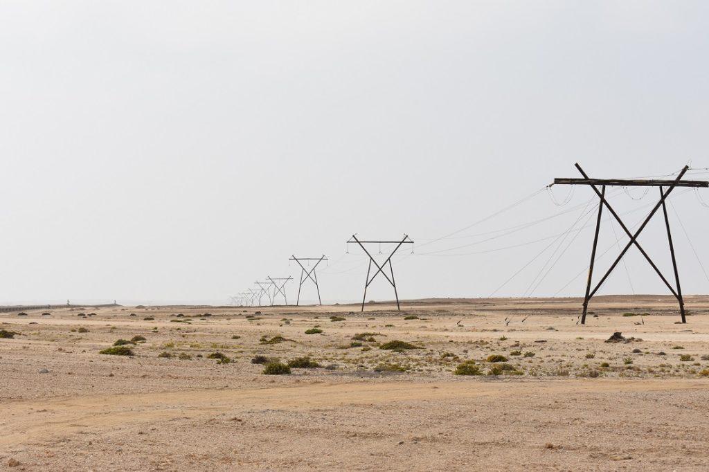 Electricity - Image credit: Leon Louw