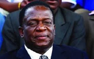 Mnangagwa President of Zimbabwe, Emmerson Mnangagwa, President of Zimbabwe, says it's all systems go for the Batoka Gorge hydro-electricity project. Image credit:Watchdoguganda