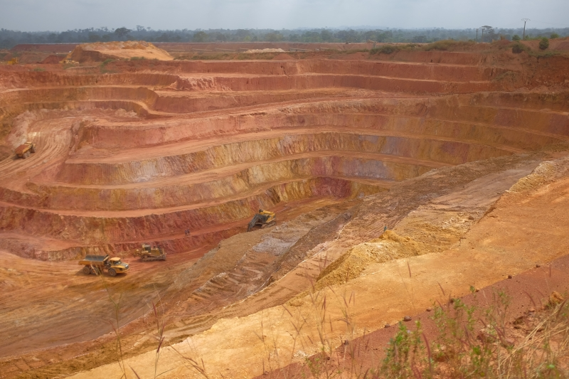 Endeavour has increased its shareholding in the Ity mine in Cote d'Ivoire