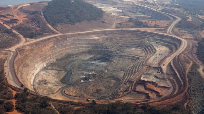 Copper and cobalt mining is expected to be the mainstay in the DRC's foreign earning in the next few years. Image credit: Bloomberg