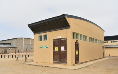 Orano desalination plant is key to water provision in Namibia