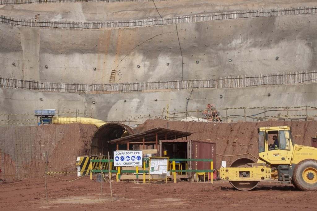 This year will see the opening of Alphamin's Bisie mine in North Kivu, in the east of the DRC. Image credit: Leon Louw