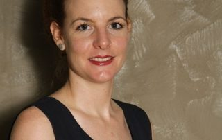 Lauren Davidson, economist at the Namibian Chamber of Mines.