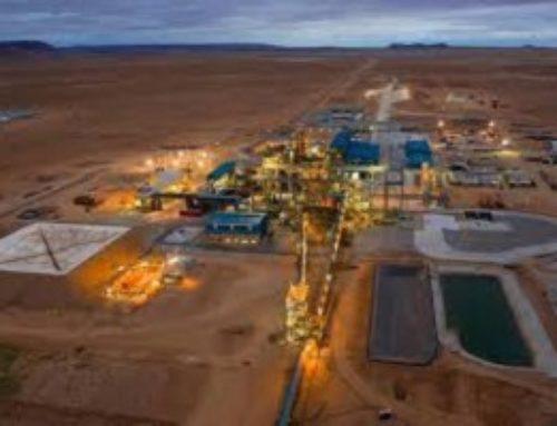 Ramaphosa opens new zinc mine
