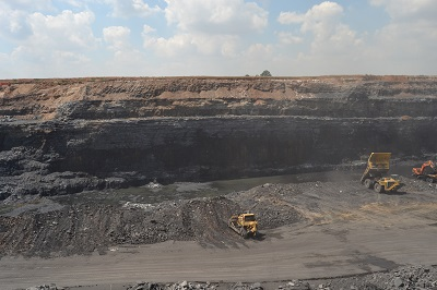 South African based coal mine