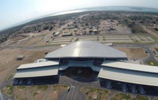 Nacala airport open for business