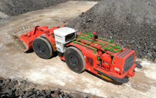 Smart tech for African copper mine