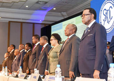 Politics wreck southern African growth