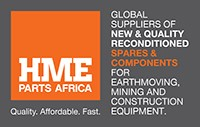 HME Parts Africa is a leading independent procurement hub specialising in the supply of heavy earth moving mining spares and components for mining customers globally. Our geographical spread and market penetration cover the Southern and Sub-Saharan regions of the continent.