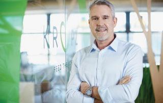 Ian Harebottle, CEO of Kropz. Image credit: Kropz