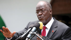 Rhetoric by Tanzanian president John Magufuli has resulted in a strained relationship between government and international mining companies. Image credit: Stock image