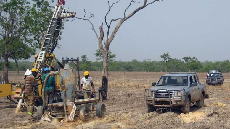 Sarama re-starts exploration at South Houndé