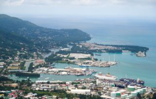 Floating solar energy project in Seychelles moves forward
