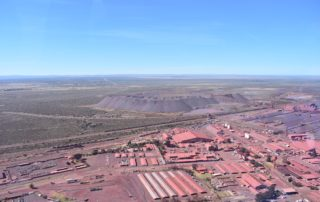 Kumba releases details on tailings