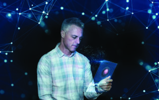 The author, Christiaan Liebenberg, software product manager at BME. Image credit: BME