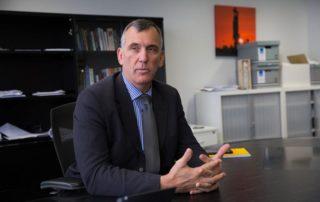 John Welborn, managing director and CEO at Resolute. Image credit: businessnews.au.com