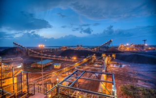 Barrick's Tongon gold mine in Côte d'Ivoire. Image credit: Barrick Gold