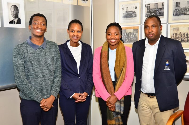 Wits and Gold Fields research collaboration goes deep