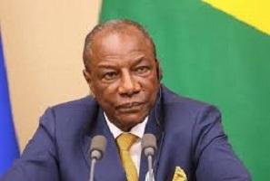 Guinea's president, Alpha Condé. Image credit: Africa.cgtn.com