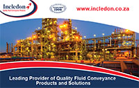Incledon will be a leading provider of quality fluid conveyance products and solutions and is acknowledged as a preferred supplier, employer and master distributor that fulfils the expectations of all its stakeholders.