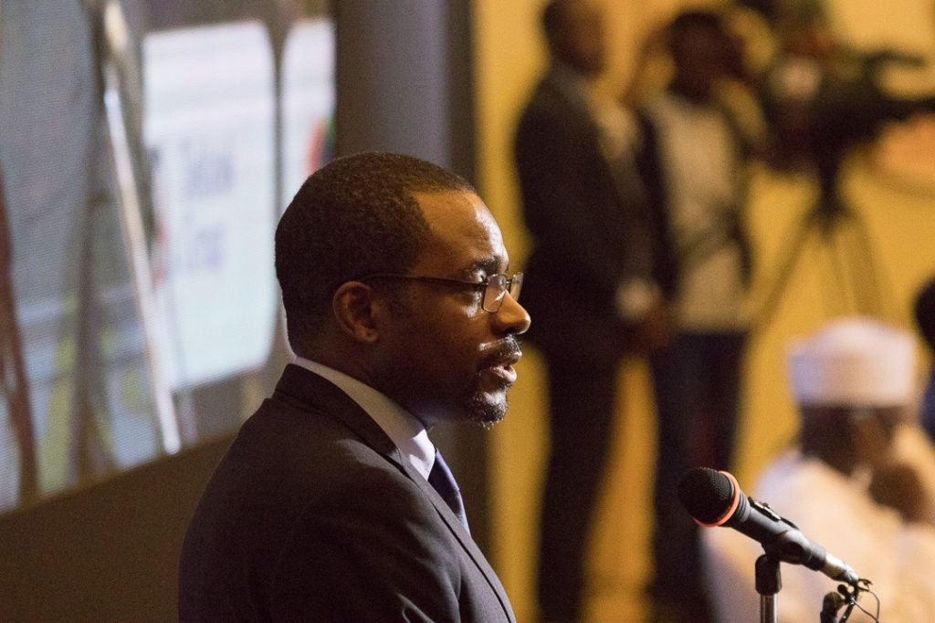 Equatorial Guinea's Minister of Mines and Hydrocarbons, Gabriel Obiang Lima. Image credit: Africa Oil & Power