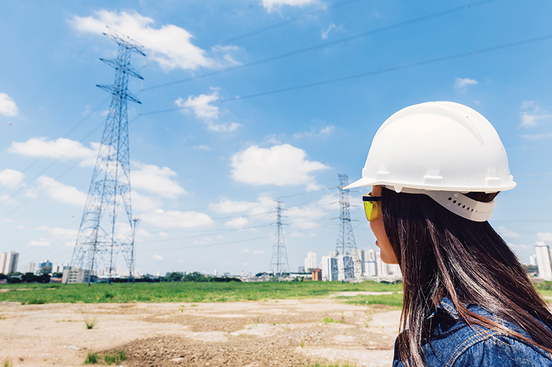 Women are making inroads into the mining industry. Image credit: Freepik