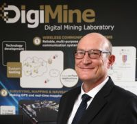 Prof Fred Cawood, director of the Wits Mining Institute. Image credit: Wits Mining Institute