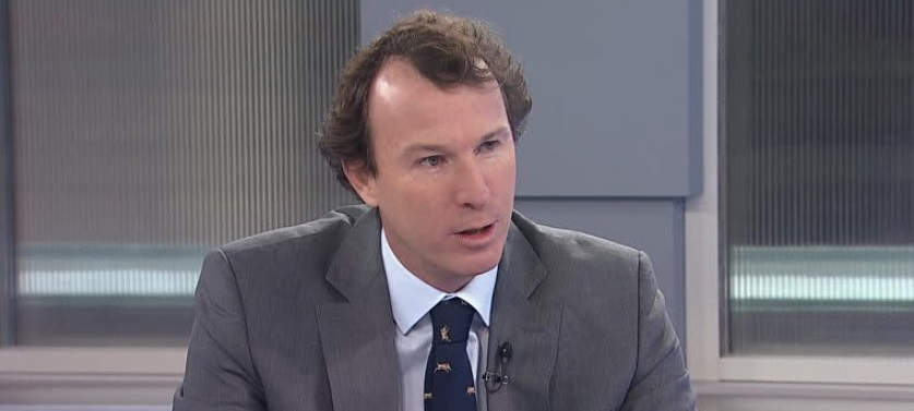 Sébastien de Montessus, president and CEO of Endeavour Mining. Image credit: bnnbloomberg