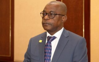 The Angolan ambassador to China, João dos Santos. Image credit: Angop