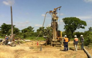 Azumah resources are in the final phases of the feasibility study for its Wa gold project in Ghana. Image credit: Azumah Resources