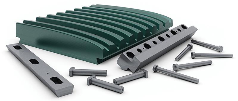 Pilot Crushtec International stocks a wide range of genuine Metso OEM Wear parts including lifting tools.