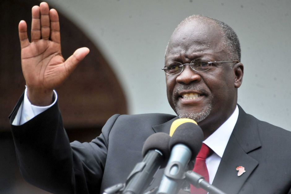 The President of Tanzania John Magufuli, has been in the line of fire of international investors over the last year or so. Image credit: ABC.com.au