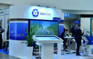 Rosatom has signed an agreement for the provision of nuclear power with the Ugandan government. Image credit: Rosatom