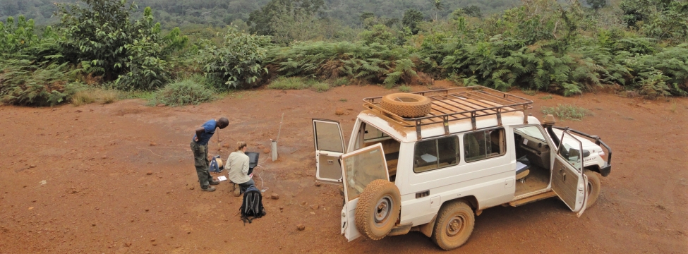 Zanaga Iron ore is advancing their project in the Republic of the Congo. Image credit: SRK