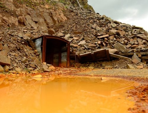 Mining and the risk of less water