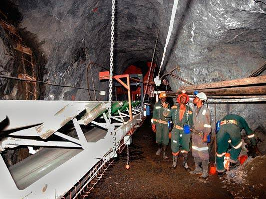 Caledonia's Blanket mine in Zimbabwe has achieved record production for the last quarter of 2019. Image credit: Caledonia Mining