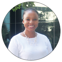 Olebogeng Sentsho, CEO of Simba Mgodi Mining Incubation Fund