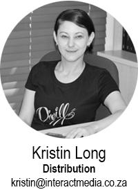 Kristin Long - Distribution