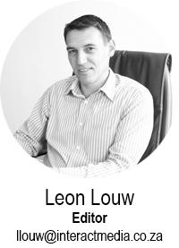 Leon Louw - Editor