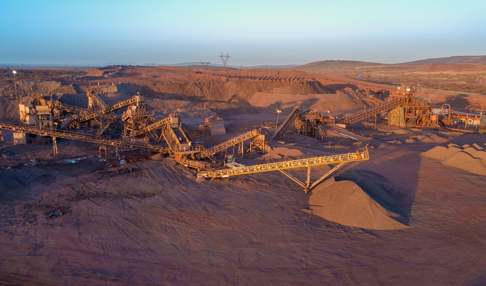 The Demaneng iron ore mine was Afrimat's star performer in 2019.